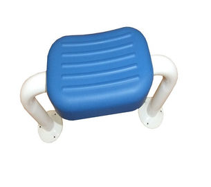 China Flexible Polyurethane Injection Molding Foam For Shower Back Rest Products supplier