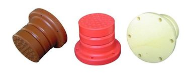 China Custom Microcellular Polyurethane Elastomer Impact Buffers Approved SGS supplier