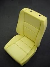 China High Density Flexible  Polyurethane Foam Coach Seats Approved SGS supplier