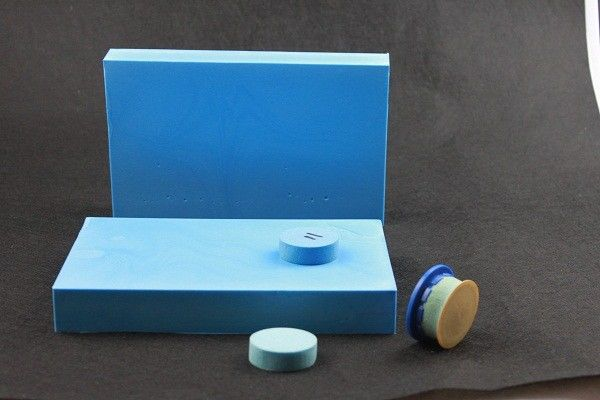 Flame Resistant Flexible Polyurester Foam Sheets For Polished Section