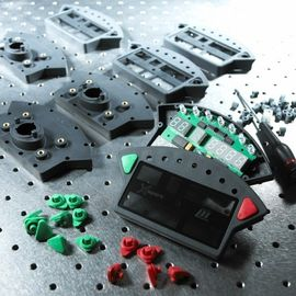 China Polyurethane Rigid Foam Reaction Injection Molding For Electronics Support Parts distributor