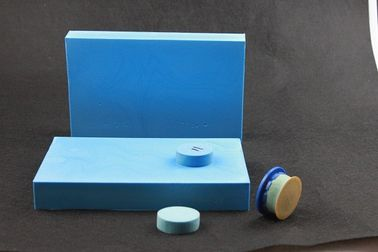 China Flame Resistant Flexible Polyurester Foam Sheets For Polished Section distributor