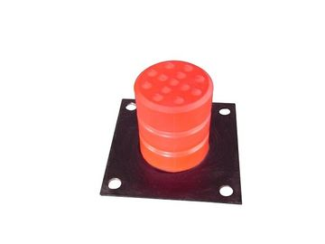 China Professional Microcellular Molded Polyurethane Foam Parts For Impact Buffer distributor